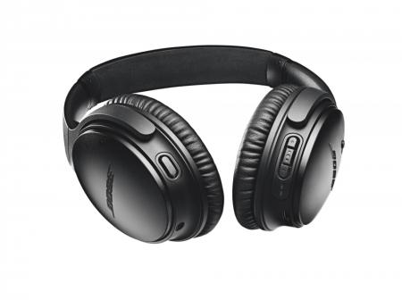 Bose QuietComfort 35 II trådlösa hörlurar Svart i gruppen Hemmaljud    Hörlurar   Over-Ear ab92ba0b677b3