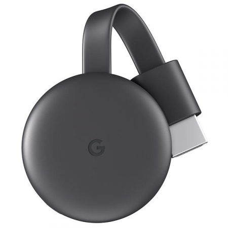 Google Chromecast (3:e generationen) i gruppen Hemmaljud / Streaming / Google Home hos BRL.se  (4504880976)