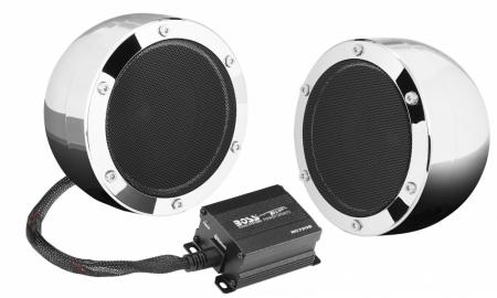 Boss Kromade Bluetooth-högtalare till ATV MC i gruppen Billjud   Högtalare    ATV 2b19e227f625b