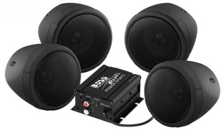 Boss högtalarpaket med bluetooth till ATV MC i gruppen Billjud   Högtalare    ATV  6588c5151db61