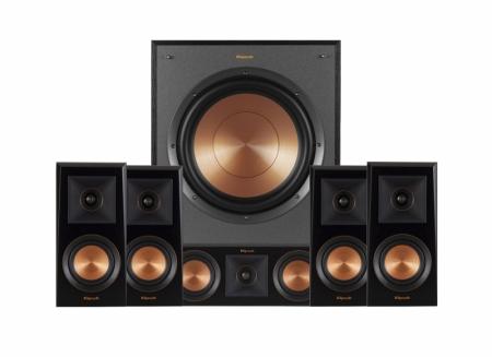 Klipsch RP-400M högtalarpaket 5.1 b320f2e1896f5