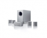 Canton Movie 75 5.1-system Silver Fyndexemplar