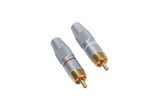 RCA-kontakter HIGH END 1 par