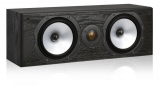 Monitor Audio MR Center Svart Ek Demoexemplar