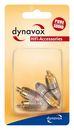 Dynavox RCA High End - 4 Pack