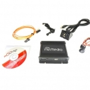 mObridge M2.Media CAN USB/AUX audio integration