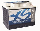 XS Power XE12-50 batteri 12V 50Ah
