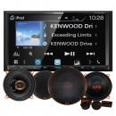 Kenwood DMX-6018BT & GAS Alpha kitsystem