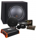 GAS ALPHA 1x12 med PRO 80.4 + GAS Silver-kit