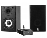System One HCS-26SB & SMSL Audio SA-36A Plus, stereopaket