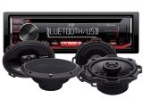 JVC KD-R794BT   Rockford Fosgate PUNCH-högtalare 15f3e368a9843