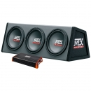MTX RT10X3DS 3x10tum med GAS PRO 1000.1