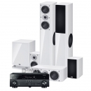 Yamaha RX-A660 & HECO Music Style 5.1-system Vit