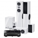 Yamaha RX-A860 & HECO Music Style 5.1-system Vit