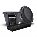 2st Rockford Fosgate Power T1D415 + GAS Competition 3500.1D G2