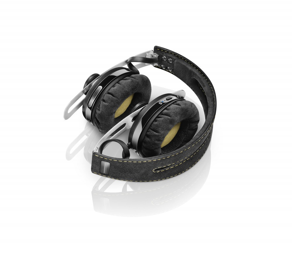 Sennheiser Momentum 2 Over Ear Wireless Svart 2i Black