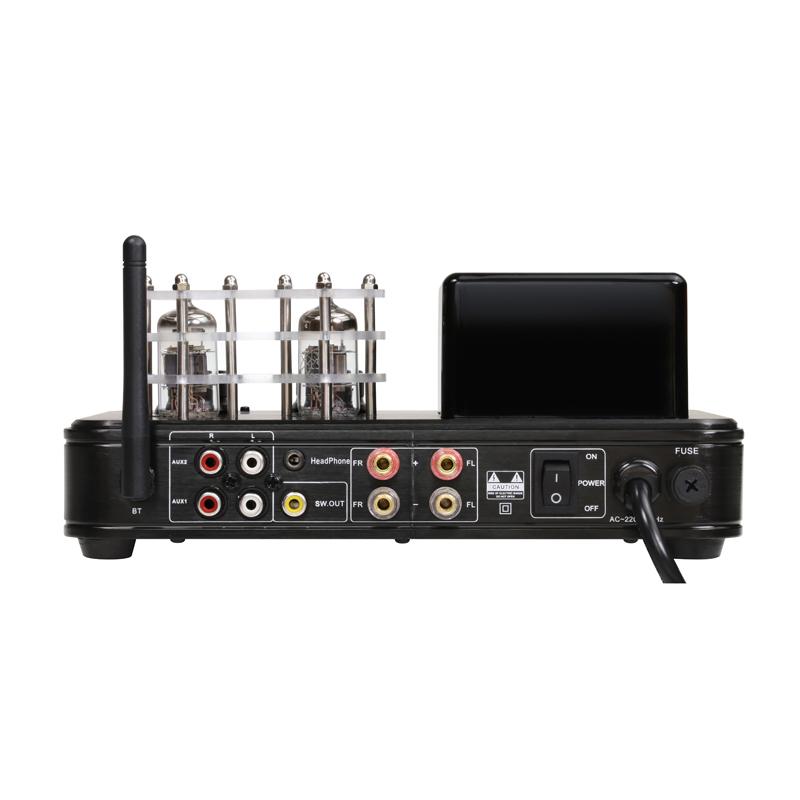 Dynavox VR-400 förstärkare med Bluetooth & rör   Dynavox   Hemmaljud   Brl.se