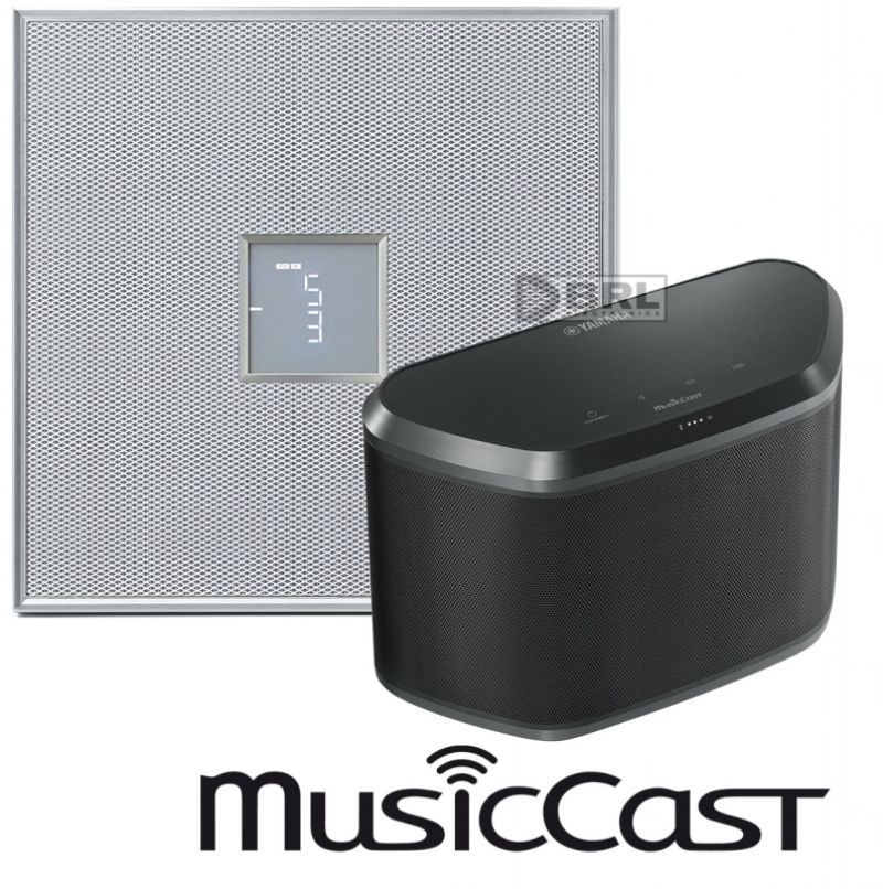 Yamaha MusicCast Duo Vit Svart i gruppen Hemmaljud   Streaming   Yamaha  MusicCast hos BRL d9c5b5ab75ef0