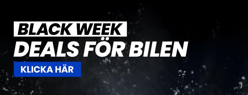 black week bil